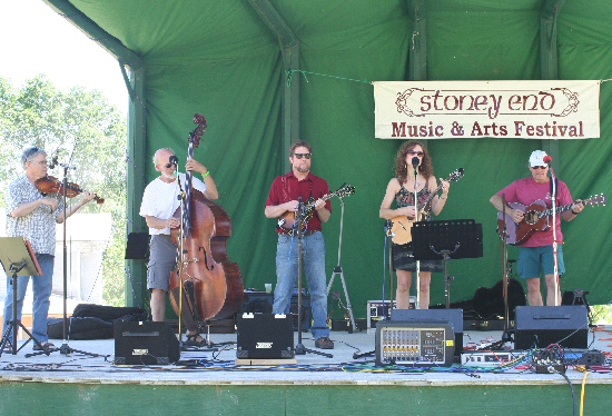Sweet North Band - Progressive Bluegrass and Americana